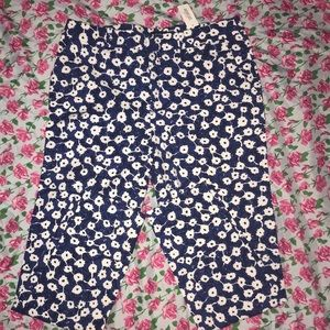 Kate Spade Saturday Easy tapered pants. NWT.